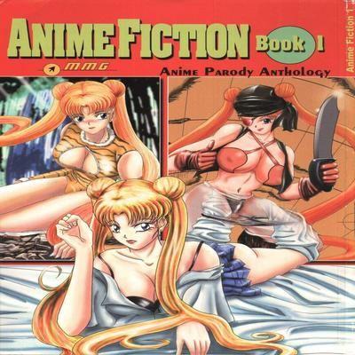 Anime Fiction Book