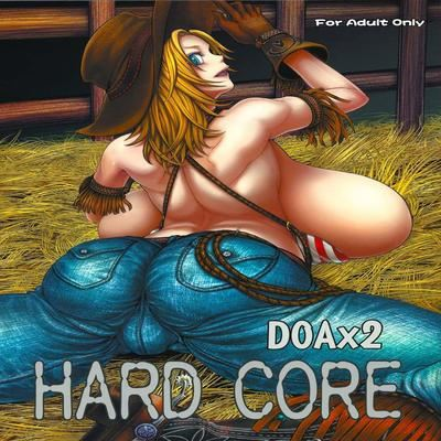 Dead or Alive dj - DOAx2 HARD CORE